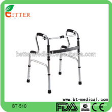 Hot!! Aluminum Walker with srong T-shape bar
